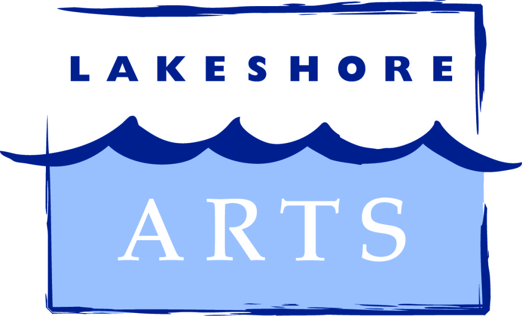LkeshoreArts logo colour